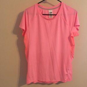 Avia hot pink workout shirt